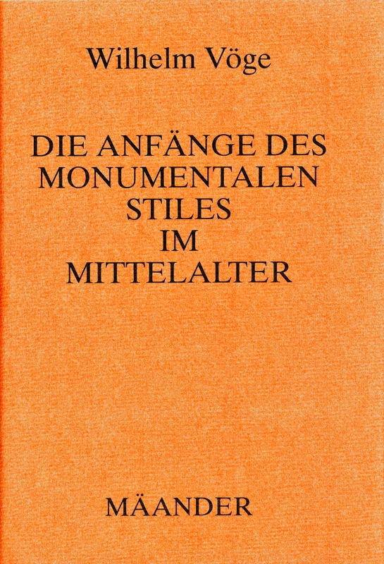 You are browsing images from the article: VÖGE WILHELM Die Anfänge des monumentalen Stiles im Mittelalter Blütezeit französischer Plastik